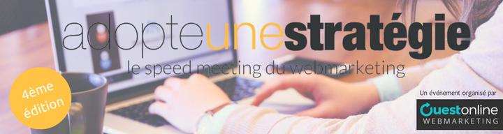 Bannière blog Blog Ouest Online Webmarketing evenement Rennes web