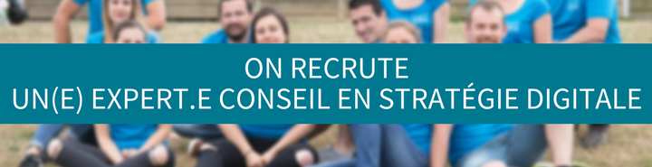 Offre d'emploi Rennes webmarketing expert stratégie digitale