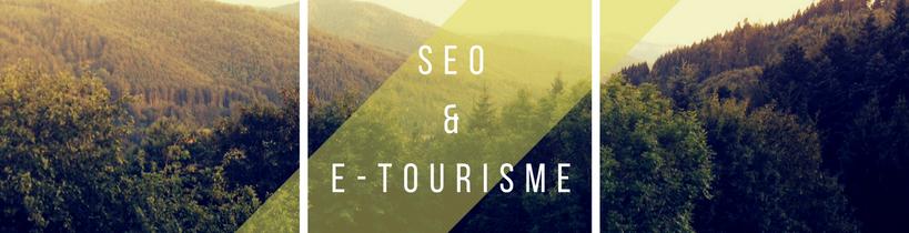 SEO e-tourisme