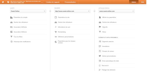 interface-admin